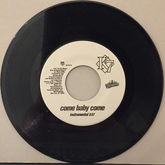 K7:COME BABY COME(RECORD SIDE-B)