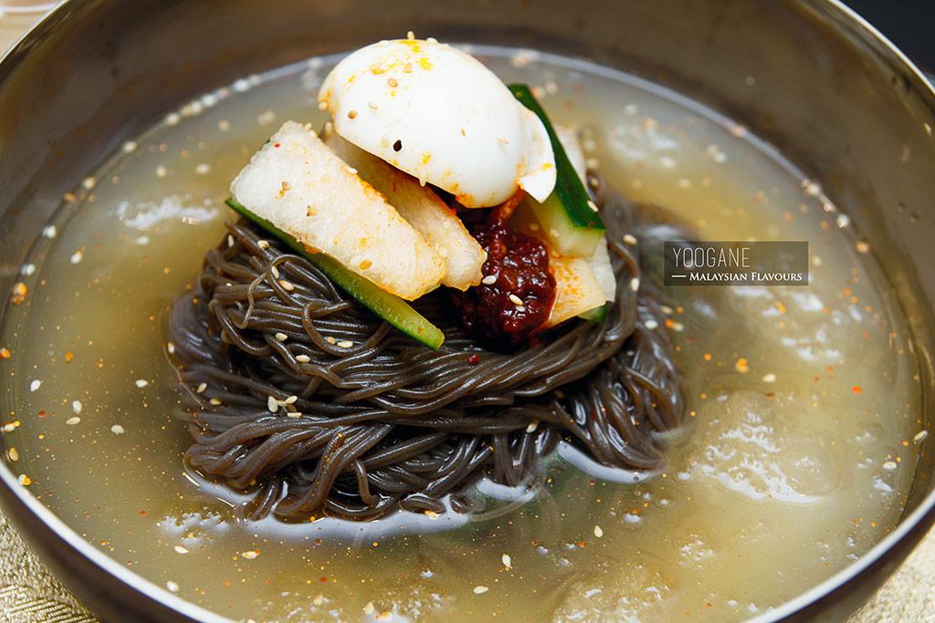 yoogane cold noodle