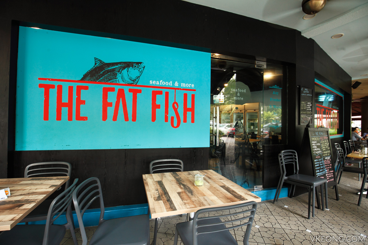 The Fat Fish Seafood & More