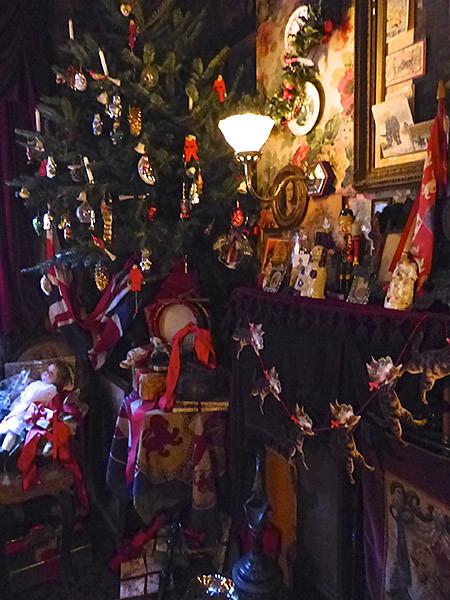ll'arbre de Noël