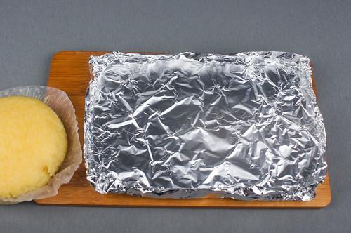 たまご蒸しパントースト