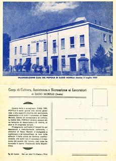 Centro Sociale Sasso Morelli