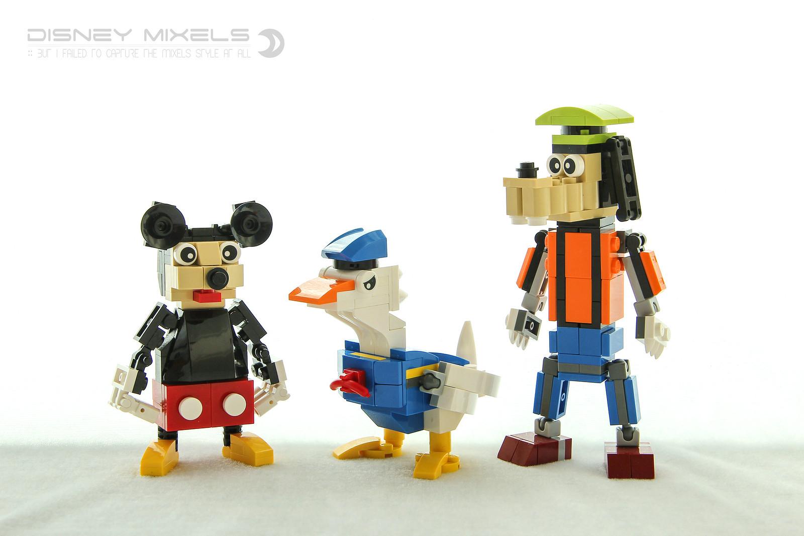 Disney Mixels