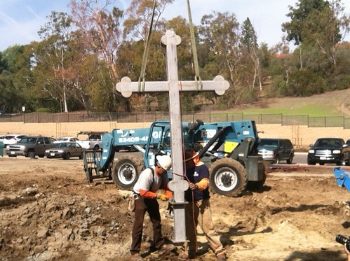 Placing of the Cross (March 2014)