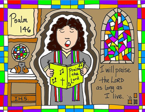 31B - Psalm 146 col