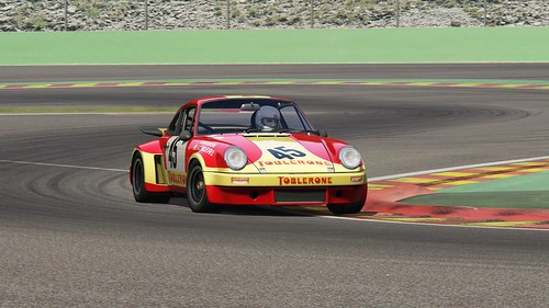 Porsche 911 Carrera RSR - Porsche Club Romand - Bernard Cheneviere - European GT 1974 (5)