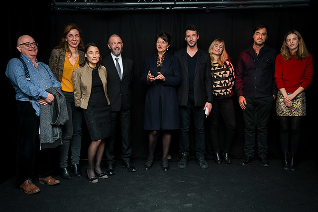 Prix IFCIC 2016 jeune société de production indépendante (photos de Thomas Mezières)