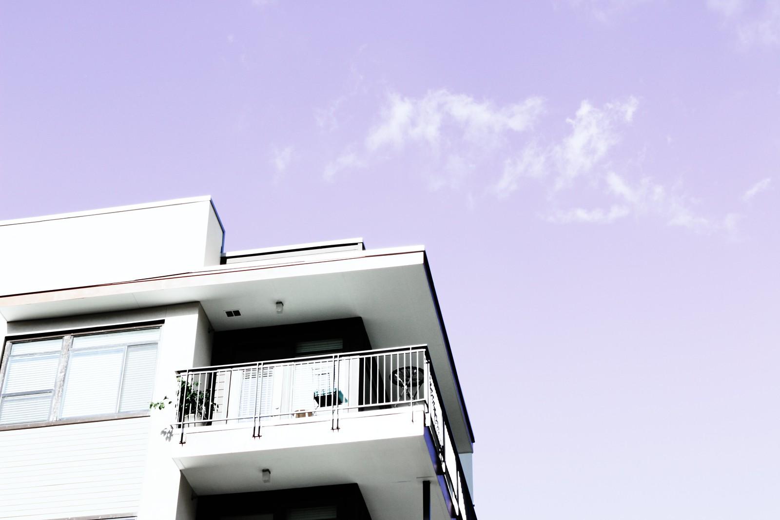 Balcony, Morgan St. Old 4th Ward. Sept 2015