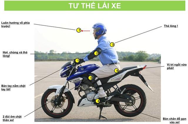cách chạy xe côn tay an toàn
