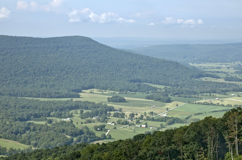 Overlook, Grassy Cove, Cumberland County, Tennessee 1