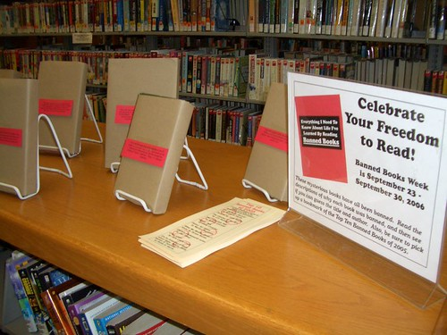 Banned Books Week | by theloudlibrarian