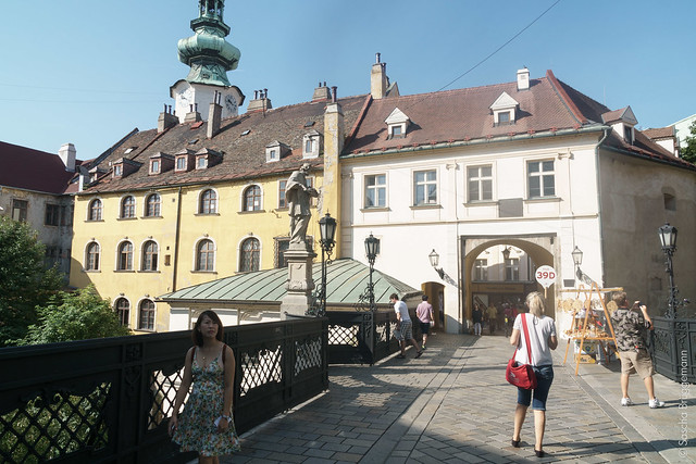 Innenstadt Bratislava