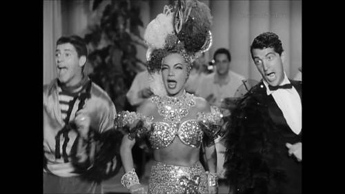 Carmen Miranda 1953 Scared Stiff 2