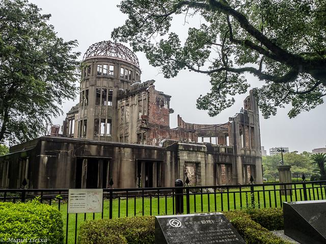 Cúpula Genbaku  - Monument a la Pau a Hiroshima