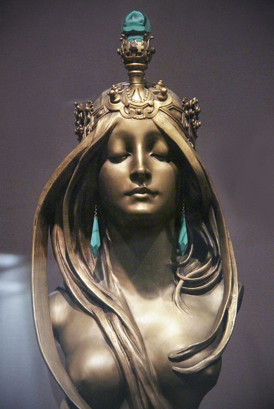 The Nature, Alphonse Mucha