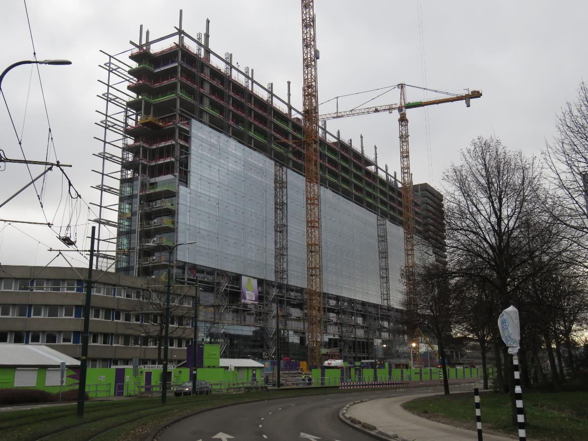 Rijswijk european patent office 107m 27 fl u c skyscrapercity - European patent office rijswijk ...
