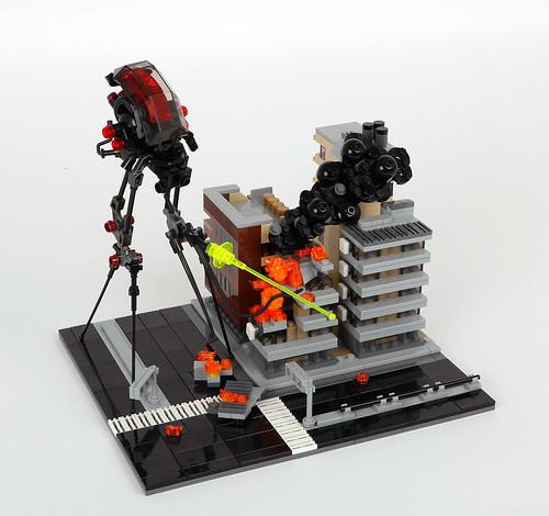 Tri-pod Walker
