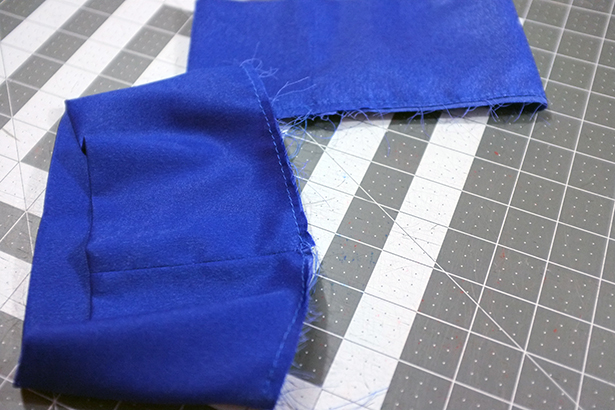 Step 27 Sleeves 1