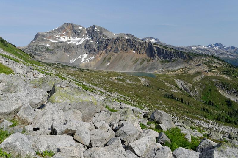 Caltha Lake, 2 Aug 2015