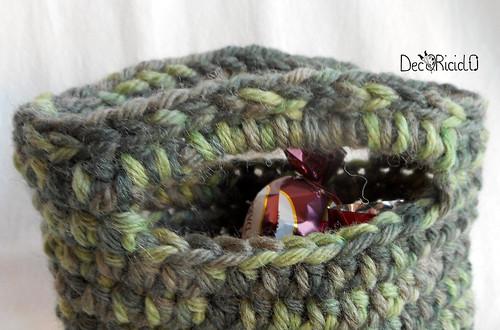 mini sacchettino di lana 3