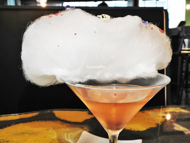 Cocktail Umeshu Elderflower