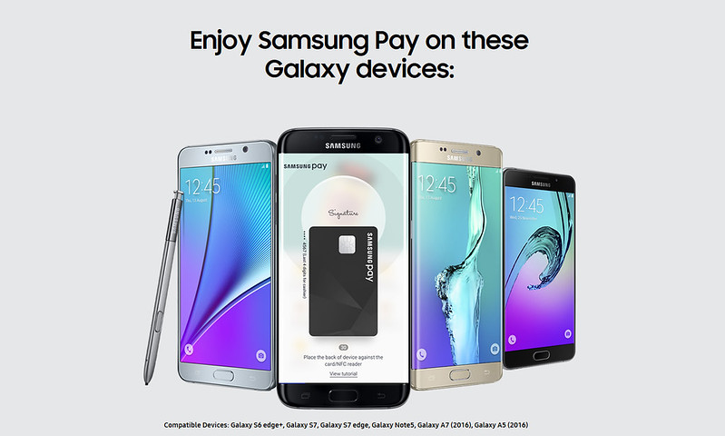 samsung pay devices