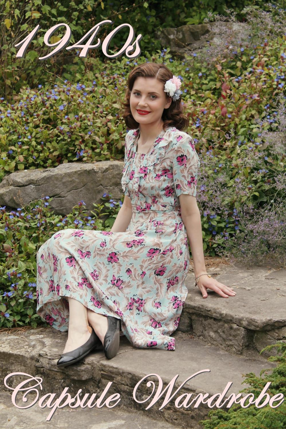 1940s Capsule Wardrobe
