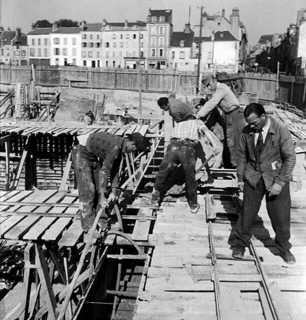 Les chantiers d'expériences (1945-1952)