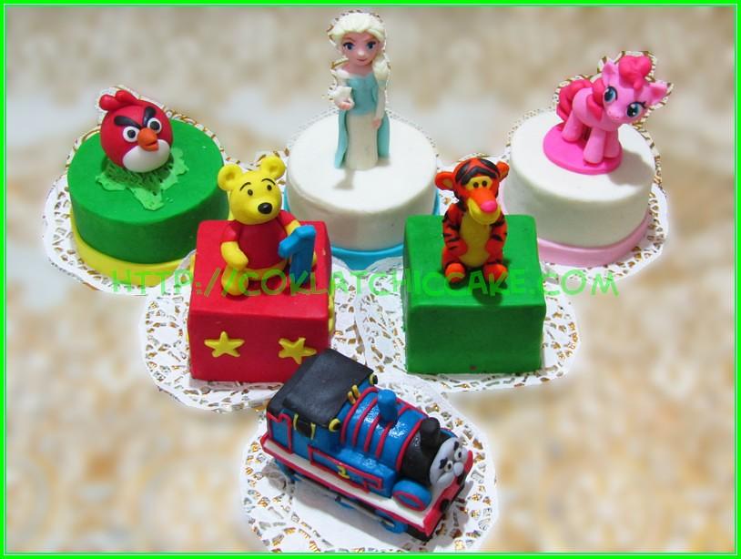 minicake various