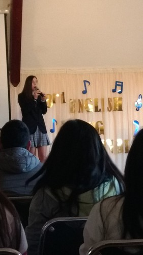 3° Festival de Canción de Inglés