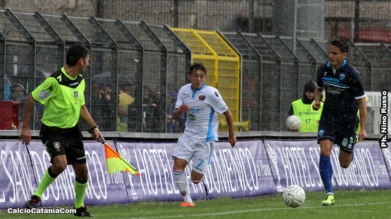 Catania-Akragas 0-1: le pagelle rossazzurre$