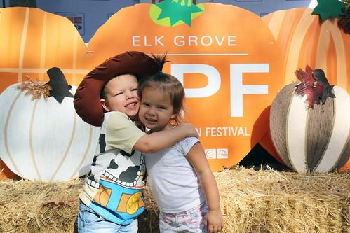Elk Grove Giant Pumpkin Festival 2015