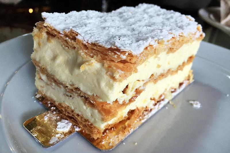 Vanilla slice, Glenorie Bakery