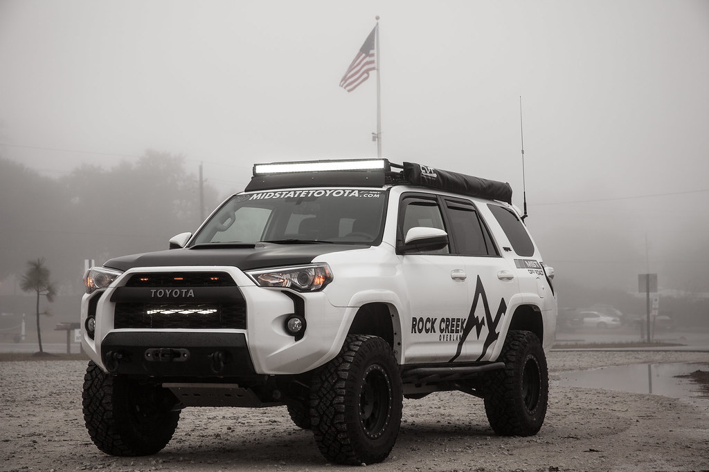 Nanuk The Build And Adventure Of My 2016 4runner Trail
