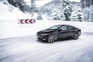 Opel Insignia Grand Sport mit Allradantrieb
