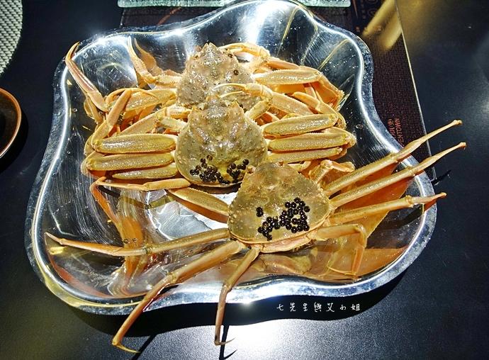 7 鼎膾北海道毛蟹專門店 台北美食 台北鍋物