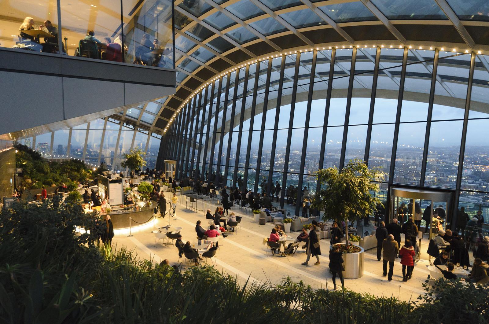 Sky Garden - London - UK