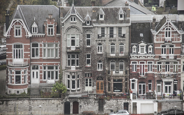 View from Citadel, Namur
