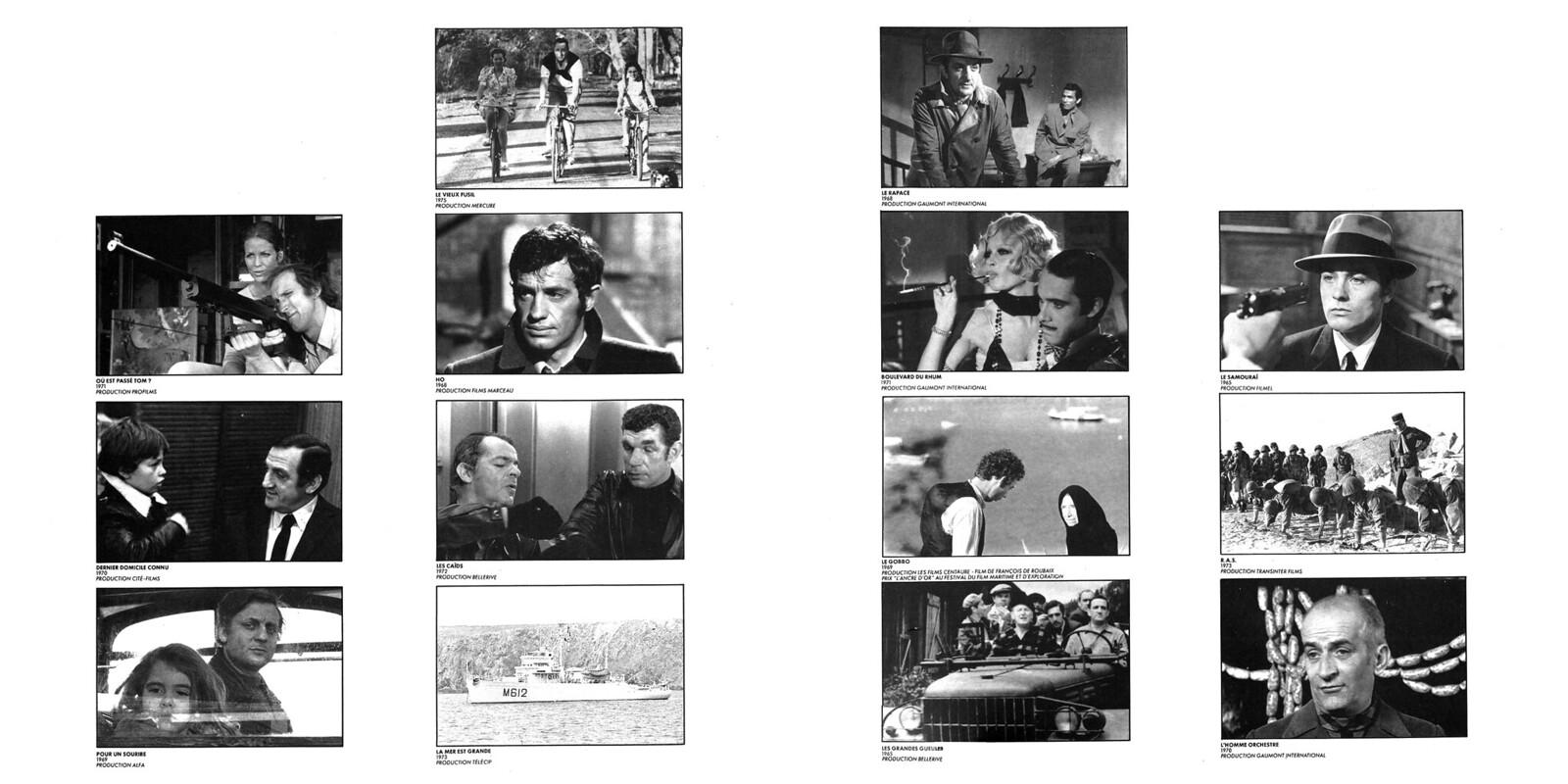 François de Roubaix - Les plus belles musiques de films Vol 1