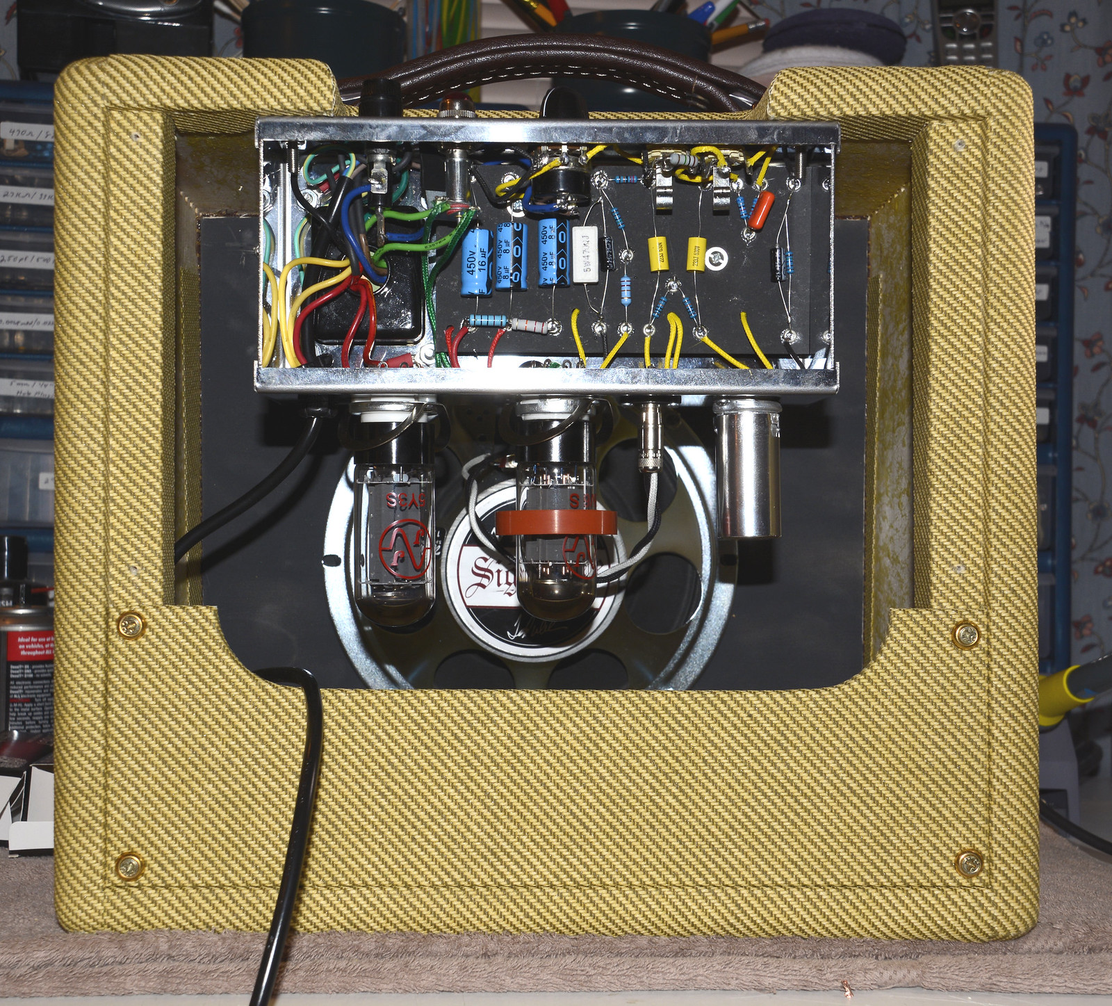 Quality of different amp kit makers | The Gear Page