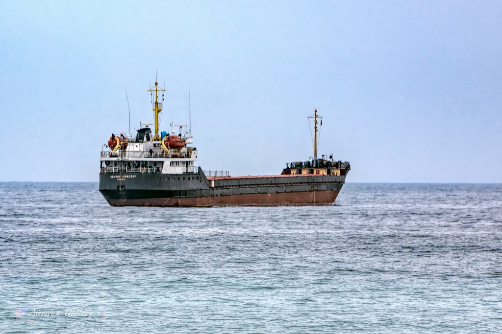 Semyon Morozov (General cargo vessel)