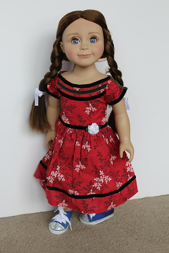 The Queen's Treasures Laura Ingalls Doll (and Outfit Tests