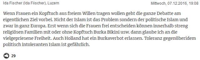 islam vs politischer islam