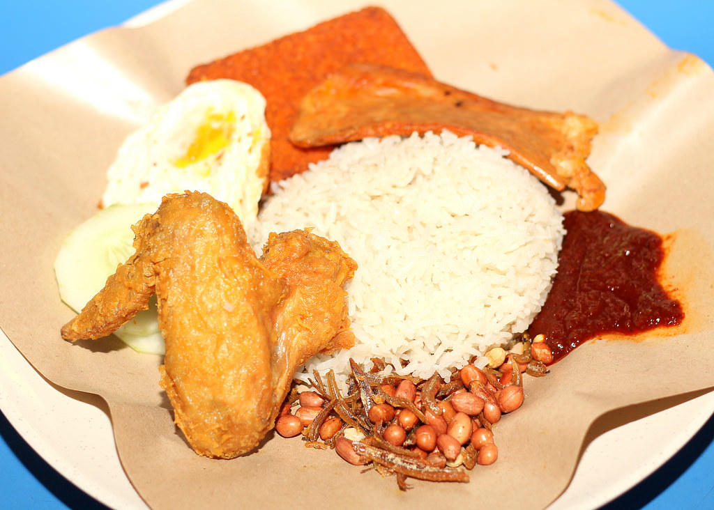 Nasi Lemak: Boon Lay Power Nasi Lemak
