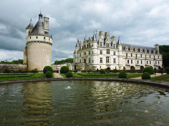 Best Photos Of 2016: Chateau de Chenonceau, Loire Valley, France