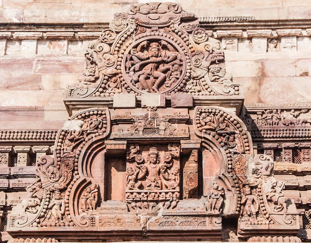 Nataraj and Surya facade