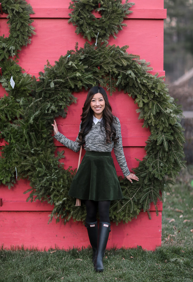 boston mistletoe acres christmas tree farm