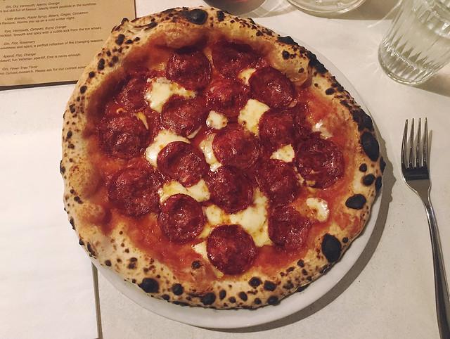 best pizza in bristol bertha's sourdough pizzeria being little food blog travel fashion lifestyle blogger