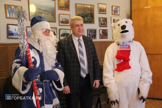 Дед Мороз от Игоря Игошина