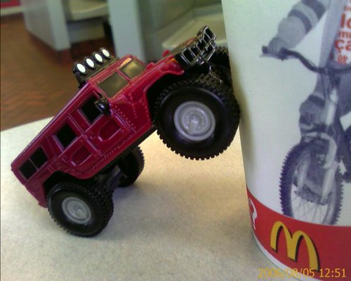 Happy Meal Hummer | by gadgetdude